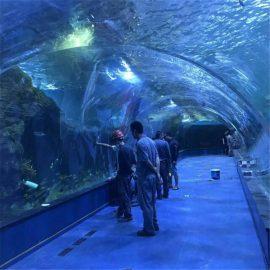Akriel tonnel oceanarium projek in openbare akwariums