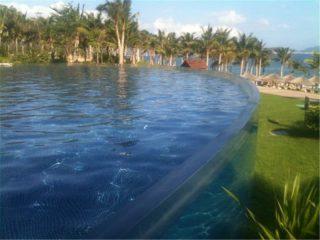 Custom Akriel Paneel vir swem duik swembad