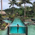 Gepasmaakte Akrielpanele vir Swembaddens